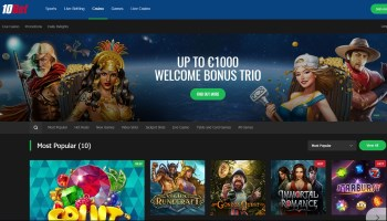 Visit our 10bet casino review page.