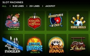 888 casino review slots