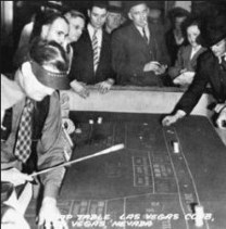 When was the casino craps invented?