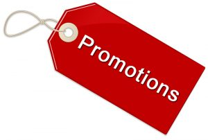 bonus offers and promotions