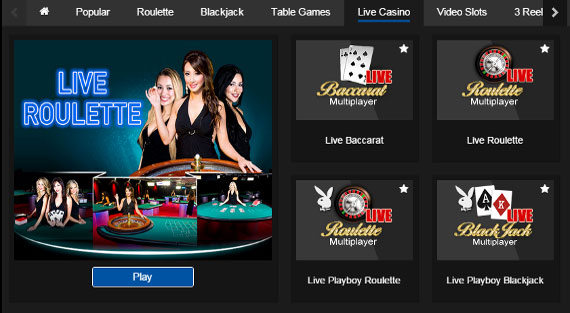 betway casino review live