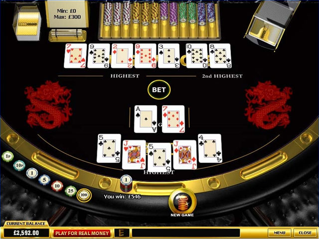 eurogrand casino cards