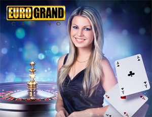 eurogrand casino review live