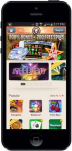 leo vegas casino review mobile