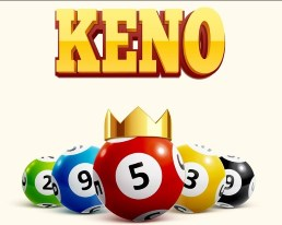 Where can I play online casino keno?