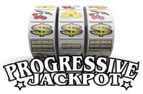 What is a progressive jackpot in slots?