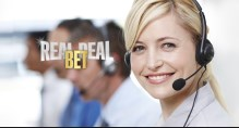How can I get in touch with the Real Deal Bet casino support?