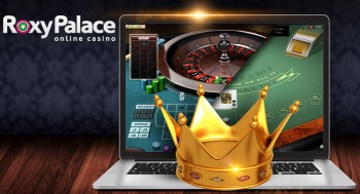 Roxy Palace casino review page