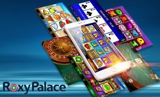 Can I play in Roxy Palace casino on my phone?