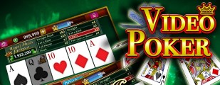 How has more advantage in video poker?